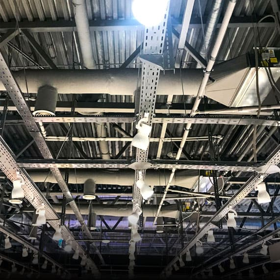 Mechanical Electrical and Plumbing