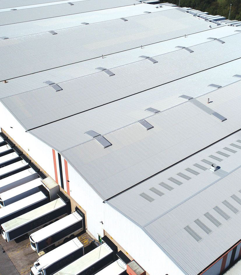 Commercial Roofing 1