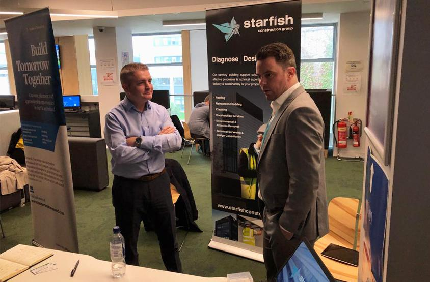 Autumn Careers Fair – Supporting the next generation of industry talent